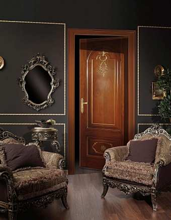Дверь межкомнатная ASNAGHI INTERIORS Doors collection PR90011